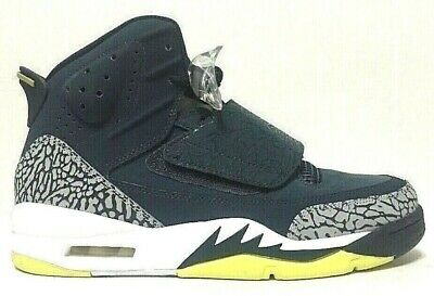 a8522e5fb448 NIKE AIR JORDAN Son Of Mars Armory Navy Electrolime-White 512245-405 ...