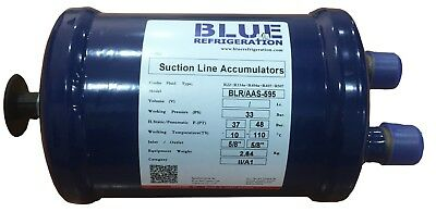 Refrigeration Suction Line Accumulator 5/8'' Odf Small Type - Solder - Rf-Bl205S