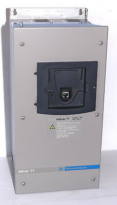 Telemecanique Altivar 71 ATV71W075N4  0.75kW  1hp  Variable Speed Drive