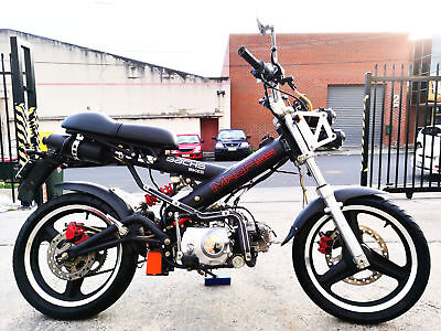 Used 125Cc Sachs Madass 125 As New Condition 118Km