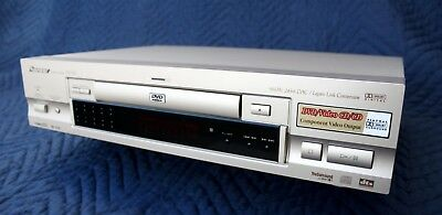 Rare Pioneer DVD Player & Remote Bronze DV -515 Japan Mint  Dolby Sticker Intact