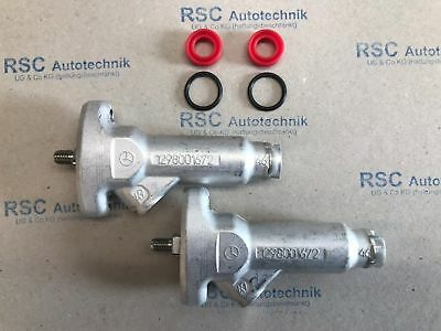 Seal kit for A 1298001672 top front lock cylinders Mercedes Benz SL R129 90-02
