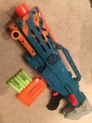Nerf Zombie Strike - Longshot CS-6 - with Ammo - N-Strike Elite