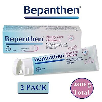 Bepanthen Nappy Care Ointment, 100g 100 g , Protect Protection from Nappy Rash