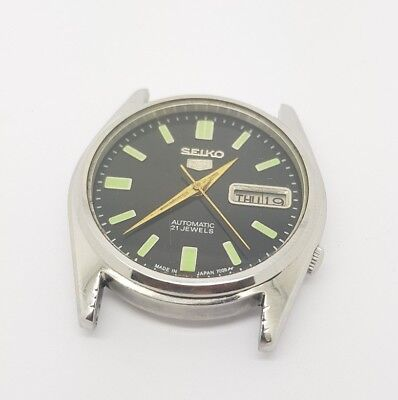 VINTAGE SEIKO Automatic Day/Date, Japan, used. (SR-510)
