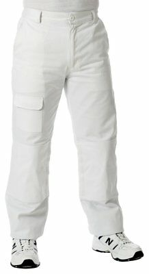 Harris T-Class Painters Trousers White
