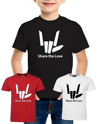 Share The Love Tshirt kids adults tees  Youtuber Stephen Sharer Black T-Shirt
