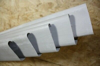 FibreGlass Roofing Trims @£8.00 (Only available when you buy a  roofing kit)