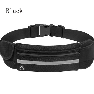 Running Belt Waist Pack - Water Resistant Runners Belt Fanny for Hiking Fitness