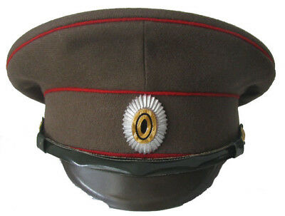 WW1 Imperial Russian Army Infantry Officer Service Cap M1913 Replica