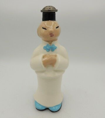 Vintage Cleminson Chinese Man Laundry Water Sprinkler California Pottery