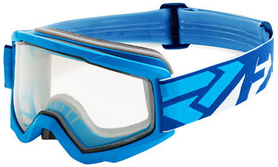 FXR SQUADRON Snow Winter Sports  GOGGLES - Blue / Navy  - ONE SIZE - NEW