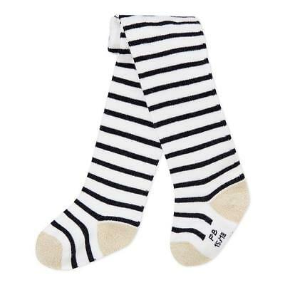 New Petit Bateau Baby Girl's Iconic Tights