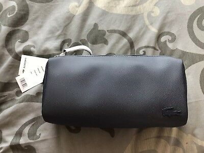 LACOSTE TOILETRY BAG Men s Classic Toilet Kit - £30.00  cc7d6fcdef375