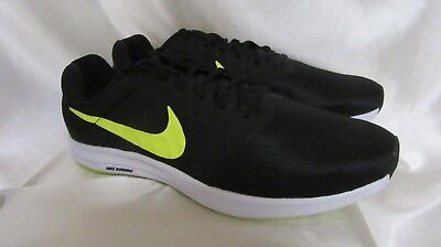 896762576f72 Men`s Nike Downshifter 7 Athletic Sneakers Size 10.5 M New  852459 008 Black