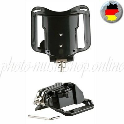 Quick Release Camera Waist Belt Mount Strap Hanger Holder Mount Clip for DSLR