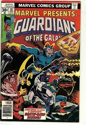 Marvel Presents #10 Guardians of the Galaxy