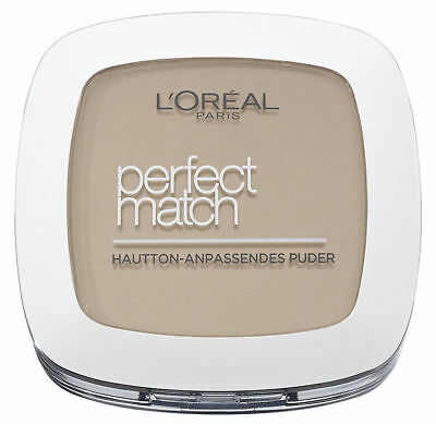 L'Oreal Perfect Match Pressed Powder - Choose Your Shade