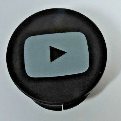 New VidCon You Tube Ear Plugs Promo Black Box 2018 pill box use for other things
