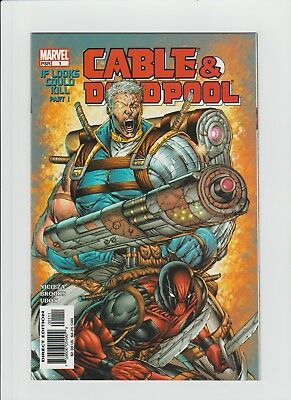 Cable / Deadpool #1 (May 2004, Marvel) NM (9.4) 1st. Print !!!!!!