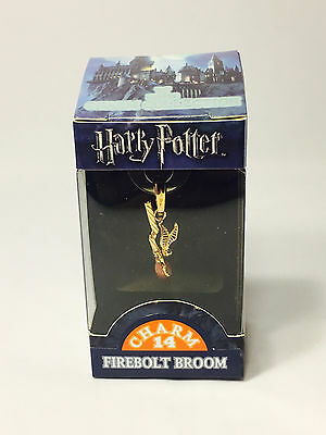 Wizarding World Of Harry Potter Firebolt Broom Charm Hollywood Univeral Studios