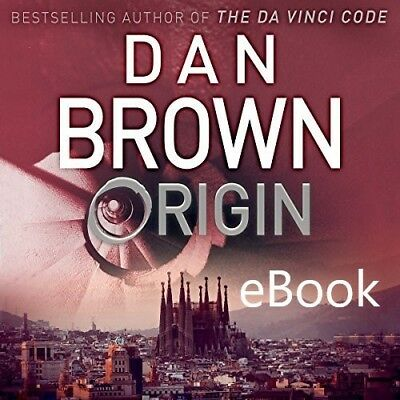 Origin: A Novel by Dan Brown - eBook Email Delivery