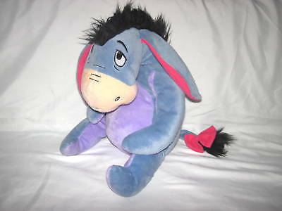 Disney Kohls Cares Sitting Eeyore Winnie The Pooh Stuffed Plush Toy 12""