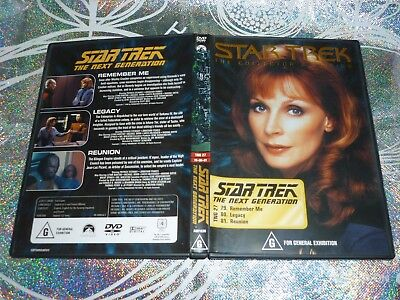 Star Trek The Next Generation (Collectors Edition) Tng 27 (Dvd, G) (132755 A)