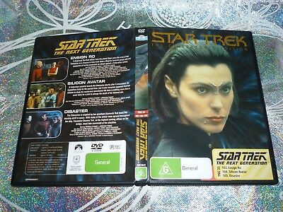 Star Trek The Next Generation (Collectors Edition) Tng 35 (Dvd, G) (132749 A)
