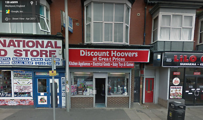Freehold Shop Retail Unit For Sale Blackpool - Great Business Investment