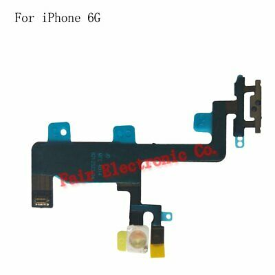 """For iPhone 6 4.7"""" On Off Power Button Control Sensor Flex Cable"""
