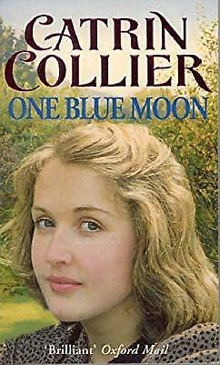 One Blue Moon (Pontypridd), Collier, Catrin, Used; Good Book