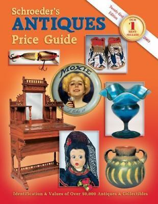 Schroeder's Antiques Price Guide (Schroeders Antiques Price Guide, 21st ed)  Pa
