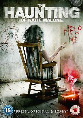 The Haunting Of Katie Malone - Dvd**New Sealed**Free Post**