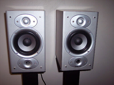 Polk Audio RTi4 Pair Bookshelf Speakers Cherry GREAT CONDITION