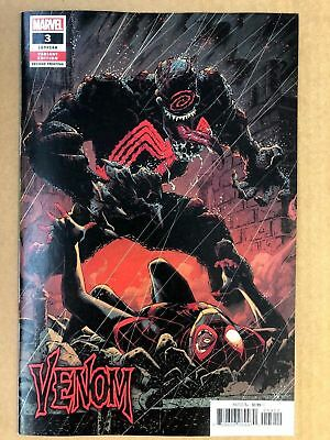 Venom #3 COMIC BOOK KEY 2018 1st app. Knull Donny Cates NR-MINT MOVIE VARIANT