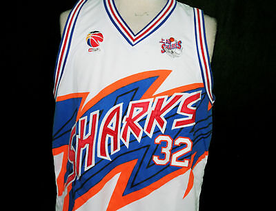 huge selection of 63514 4fded JIMMER FREDETTE SHANGHAI Sharks CBA Basketball Jersey White ...