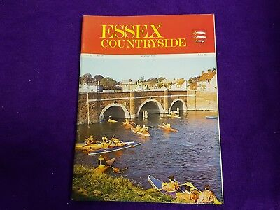 The Essex Countryside Magazine August 1974 Tillingham Walthamstow, Advertisments