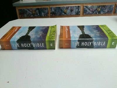 10 New Testament Holy Bible Lot Contemporary English Version Cev