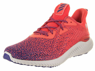 9ea6201cc Adidas Alphabounce CK Men s Running Training Shoes Real Purple Real Coral  CQ0408