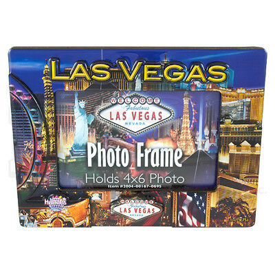 Las Vegas Souvenir Photo Frame