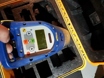 Trimble water and sewer pipe lazer for sale
