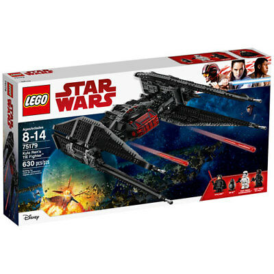 [Gear4Geeks] Lego Star Wars Kylo Ren TIE fighter New and Sealed 75179