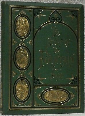 Bryant, William Cullen.  The Story of the Fountain.  First Edition Thus.