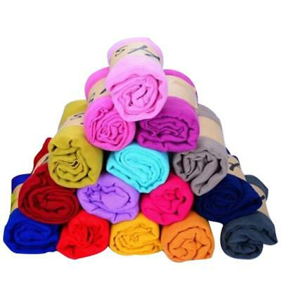 HOT  women long candy colors soft cotton Scarf Wrap Shawl scarves fashion  ZH