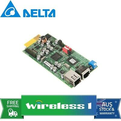 Delta 3915100975-S35 SNMP IPv6 Card for M-Series RT-Series 1-10KVA All 3-Phase U