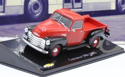 Chevrolet 3800 1950 Brazil Rare Diecast Scale 1:43 New With Stand