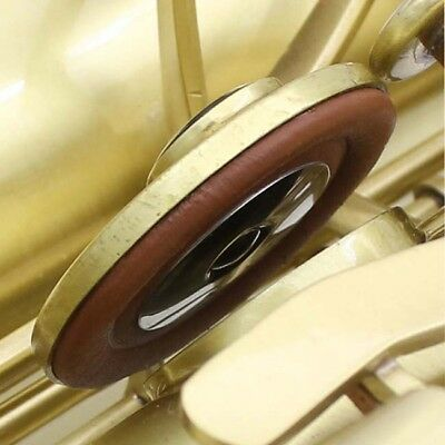 Various Specifications Saxophone Pads Sax Faux Leather Cushion Parts one
