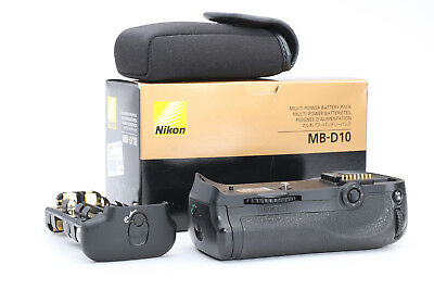 Original Nikon MB-D10 Batteriegriff + Gut (200444)