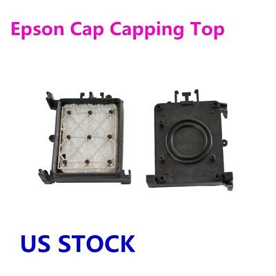 US Stock-Epson 7880 / 9880 Mutoh VJ-1604W / RJ-900C Solvent Cap Capping Top